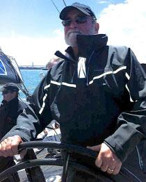 Captain Bill Moreland